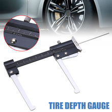 New Digital Caliper Brake Disc Thickness Measuring Tool Tire Tread Depth Gauge Brake Disc Brake Pad Wear Thickness Test Tool стоимость