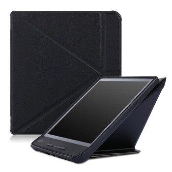 цена Tablet Case For Kobo Forma Transformer Flip Stand Cover Magnetic PU Leather Case For Kobo Forma онлайн в 2017 году