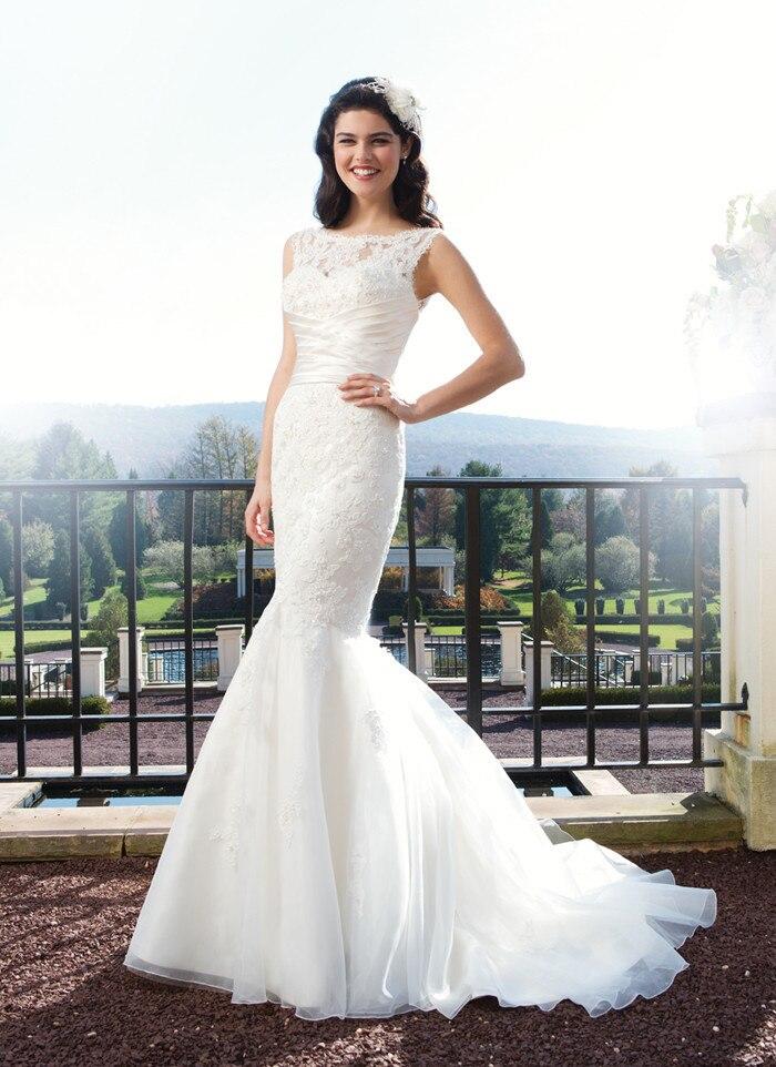 Casamento Mermaid Lace Wedding Dresses Robe De Mariage Bridal Gowns Vestido De Novia Wedding Dress