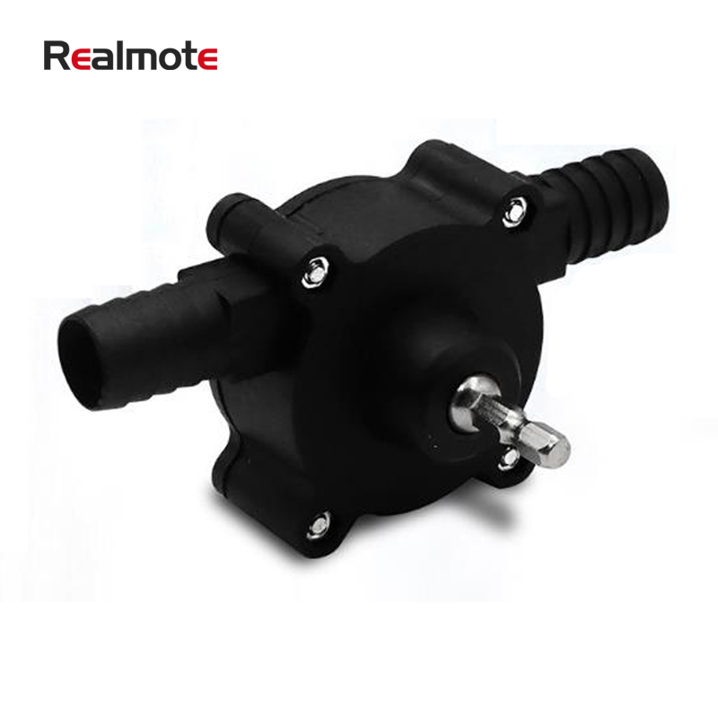 Household Small Drill Pumping Pump Manual Convenient Water Dc Pumping Machine Self-priming Centrifugal Pump Tool Accessories