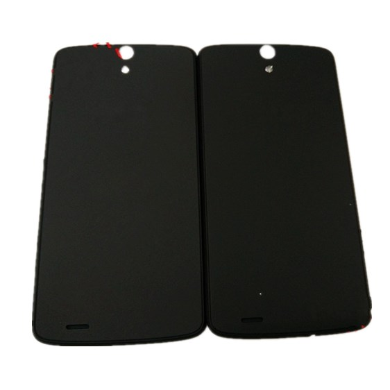 RTBESTOYZ Mobile Phone Original Battery Cover Case For Philips V387 Battery Door Back Cover Housing With Logo image