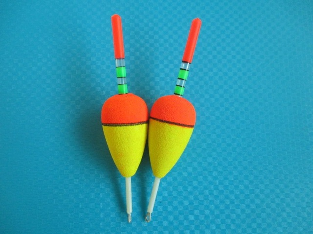Hot 3Pcs Fishing Float High Quality EVA Luminous Float Fish Bait for Sea Fishing Carp Fishing Tackle Accessories Plastic