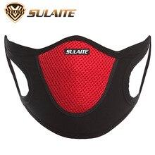 Máscara antipolvo Windproof Máscara antipolvo facial Esquí Patinaje Ciclismo