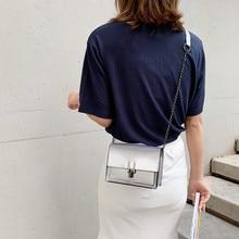 Fashion Women's Shoulder Bag New Solid Color Wild Shoulder Messenger Bag Outdoor Leisure Square Bag Messenger Bag Сумки#ew