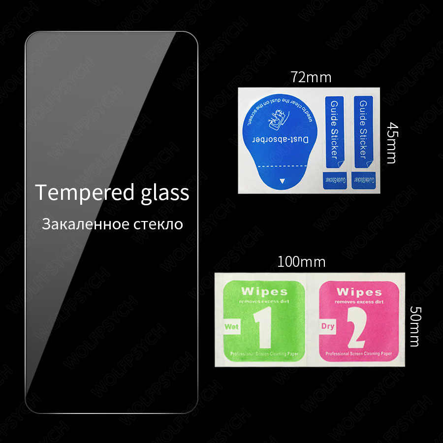 3 pcs 9 h vidro temperado para xiao mi nota vermelha 8 7 k20 pro vidro mi 9 t 8 9 se a2 lite mi x 3 max 3 pocofone f1 protetor de tela