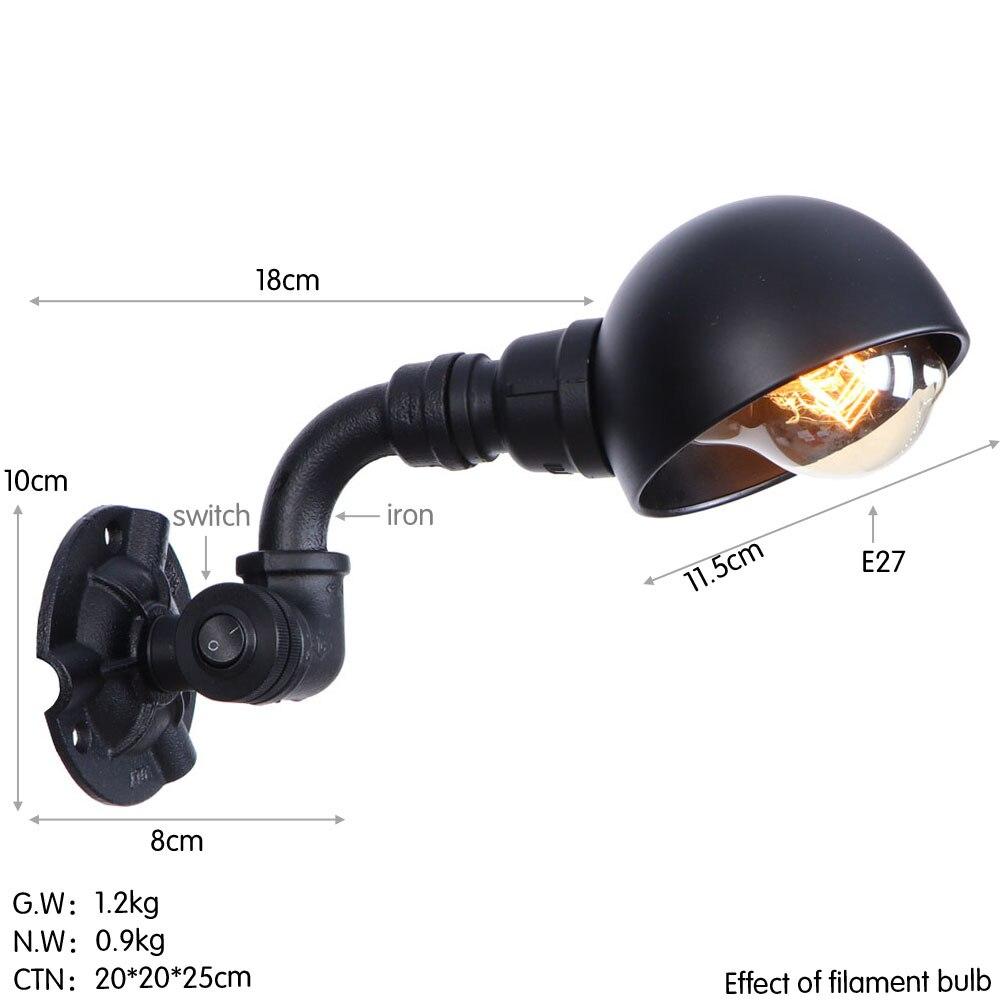 BG320 亚黑 尺寸图 钨丝 英文版