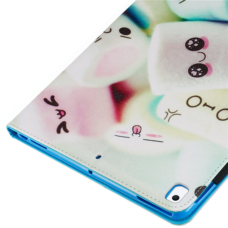 iPad Generation Smart iPad 10.2 Case 7th Apple Cover Funda For A2232 for 2019 A2200 Skin