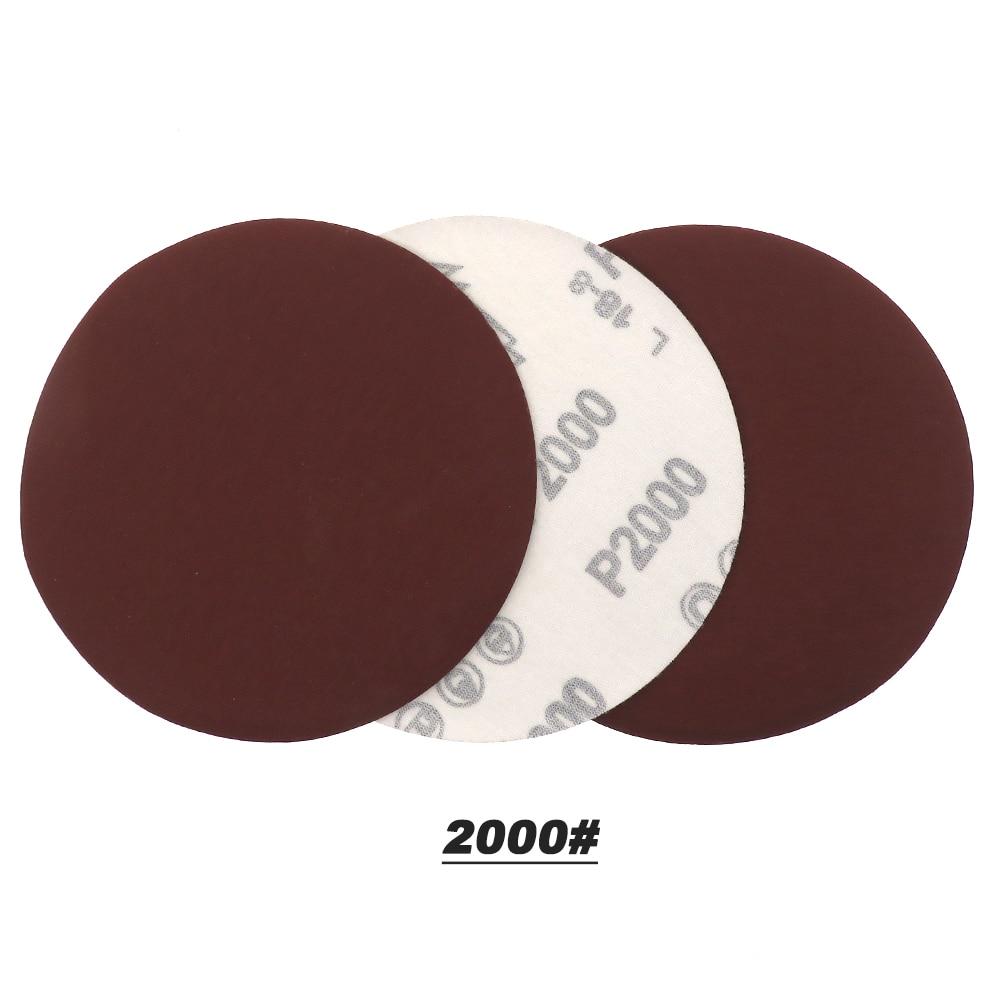 5寸圆盘砂25件套2000#