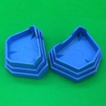 Base-Set Denture-Tray Plaster-Base Dental-Model Former Oral-Hygiene-Care 3-Sizes