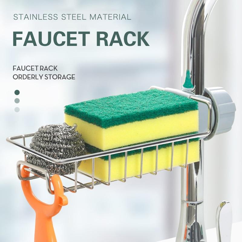 Kitchen Sink Organizer Rack 1