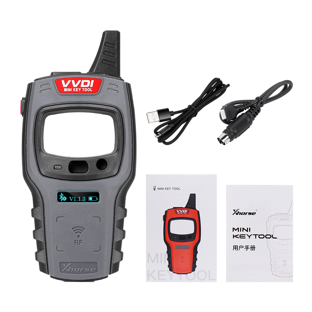 Image 5 - Original Xhorse VVDI Mini Key Tool Remote Key Programmer Tool Key Cloning ID46/ID4D/ID48/ID4C/ID72/ID70 Support IOS and Android-in Auto Key Programmers from Automobiles & Motorcycles