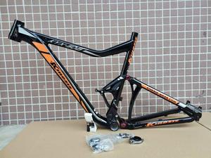 Kinesis Bicycle Frame full Suspension frame 29ER 27.5ER Aluminium Alloy MTB frame Mountain AM DH Cycling Downhill bike parts