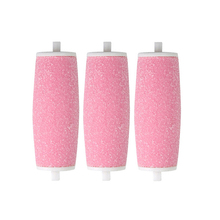 1PC/2PCS/3PSC Pink Foot Care Tool Heads Pedicure Replacement