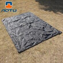 Вогнутая и выпуклая крестообразная форма для создания окантовки коврик для отдыха на природе Оксфордский шатер Ткань Кемпинг пляж подушка на заказ AT6211