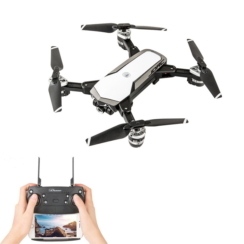 JDRC JD-20S JD20S PRO WiFi FPV Drone w/ 5MP 1080P HD Camera 18mins FlightTime Foldable RC Mini Drone Quadcopter Helicopter RTF image
