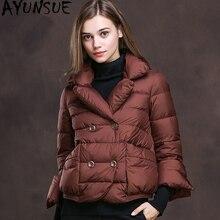 AYUNSUE Women's Down Jacket Winter Jacket Women Clothes 2019 Down