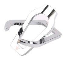 ADMY – supports de tuyaux portables en acier inoxydable, support pliable en métal, pour fumer, accessoires et outils