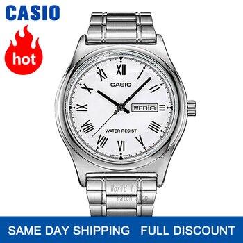 Casio watch Simple men top brand luxury set quartz watche 30m Waterproof Sport military Watch relogio masculino