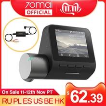 70mai Smart Dash Cam Pro Engels Voice Control 1944P 70MAI Auto Dvr Camera Gps Adas 140FOV Auto Nachtzicht 24H Parking Monitor