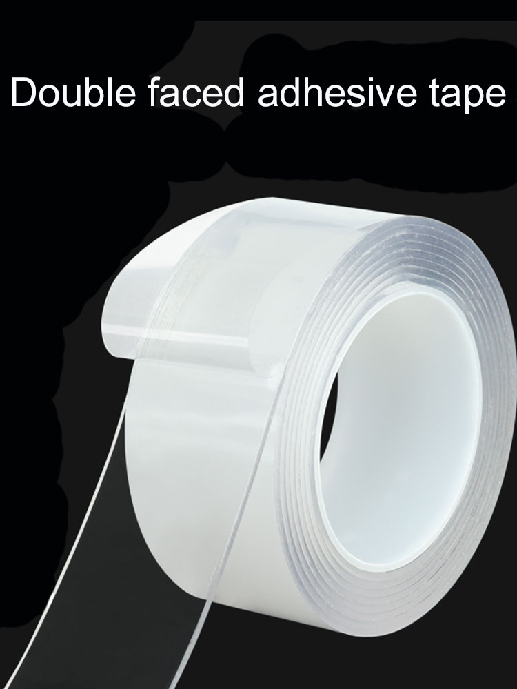 Vanzlife Traceless Strong Double-sided Adhesive Repeatedly Pasted High Viscosity Automobile Uses Super Strong  Fix The Wall
