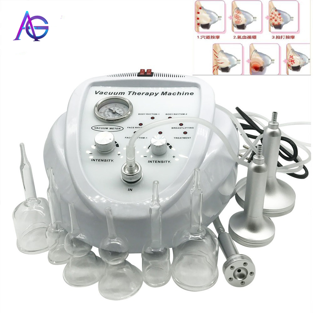 Vacuum Therapy Breast Augmentation Machine For Breast Augment And Weight Loss