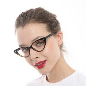 Image 3 - SOOLALA Cat Eye Reading Glasses Women Lesebrille Presbyopic Reading Glasses For Sight 1.0 1.25 1.5 1.75 to 4.0 Glasses Diopter