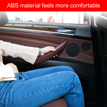 цена на 3pcs For BMW f15 X5 f16 X6 2004-2019 Car left right front inner door panel interior handle pull trim cover styling accessories