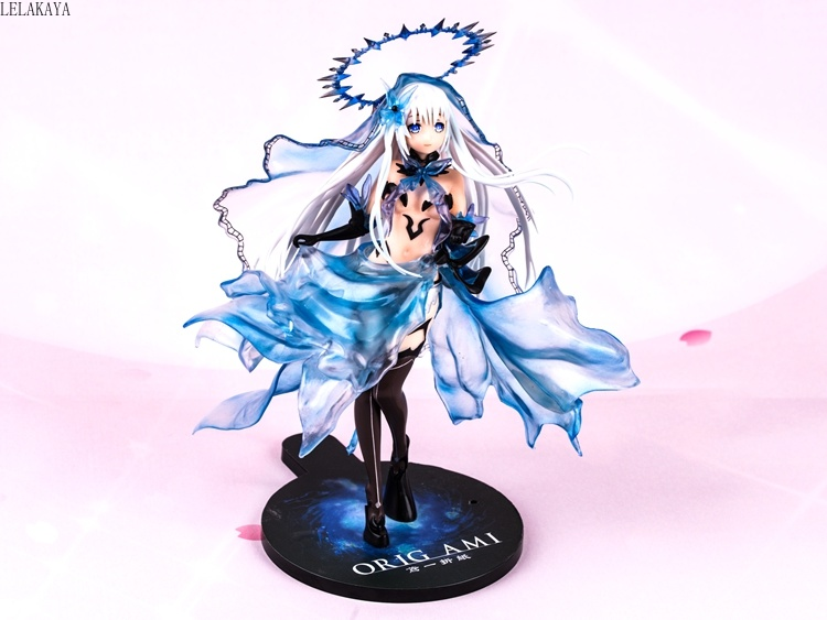 1/7 Scale Anime Action Figure Tobiichi Origami Elf Invert Ver Model PVC Date A Live Decoration Gift Collectible Sexy Doll 25cm