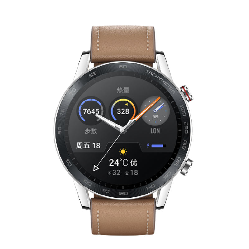 Image 4 - Honor Magic Watch 2 Smart watch Bluetooth 5.1 magicwatch 2 Smartwatch Phone Call Heart Rate For Android iOSSmart Watches   -