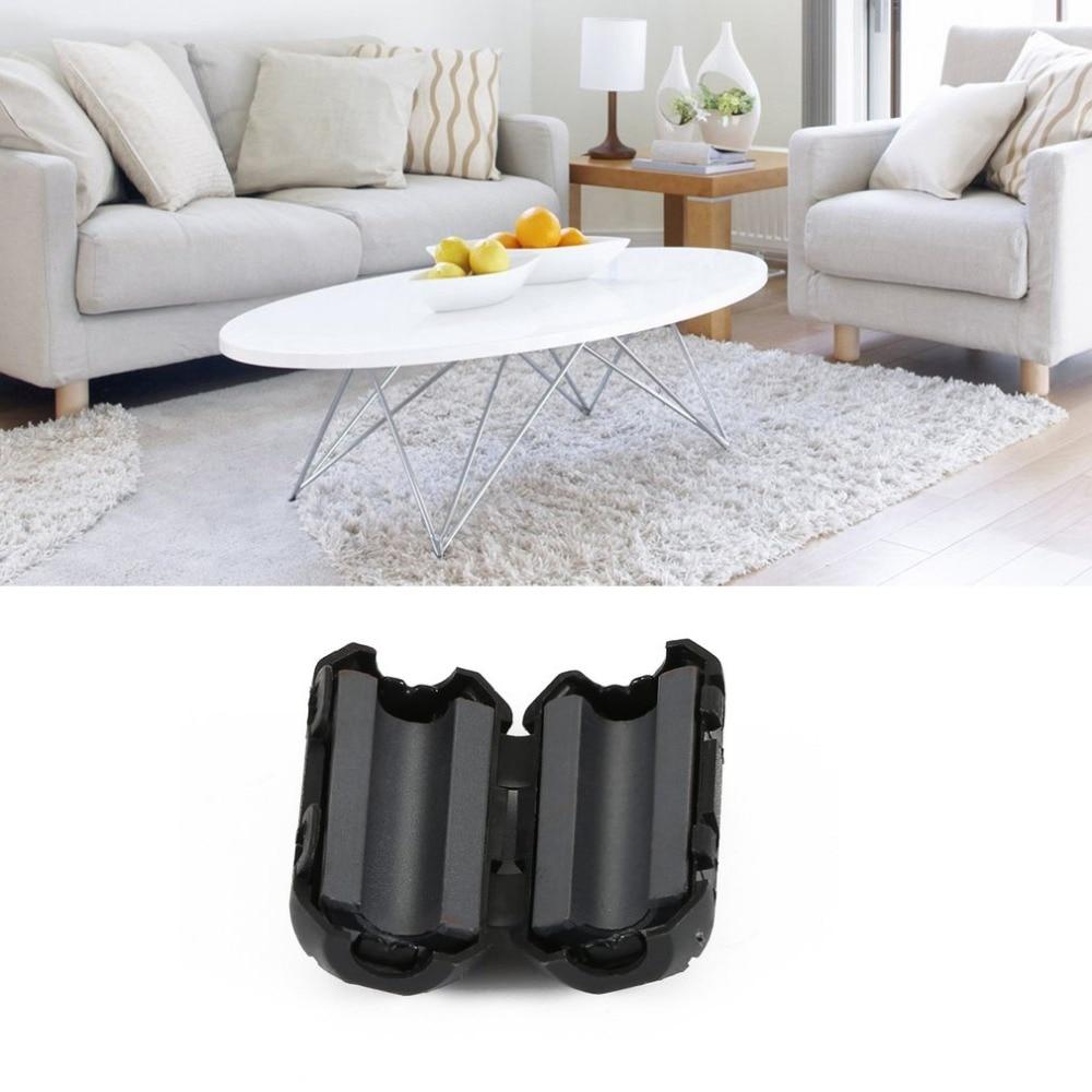 Noise Suppressor Reduction EMI RFI Clip Choke Ferrite 5mm Core Cable Filter