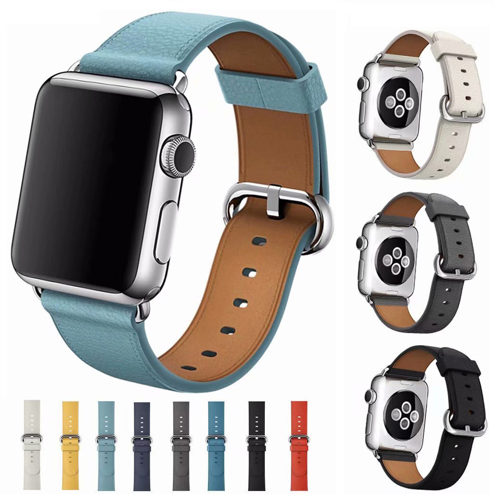 Watch Band for Apple Watch Series 5 4 3 2 Strap for Iwatch 38mm 42mm Bracelet Smart Accessories Wrist for Apple Watch Bands 44mm