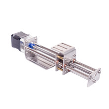 55mm 150mm 3 Axis Durable Mini Sliding Stroke Linear Motion DIY For Engraving Machine Smooth CNC Metal Milling Z Shaft(China)