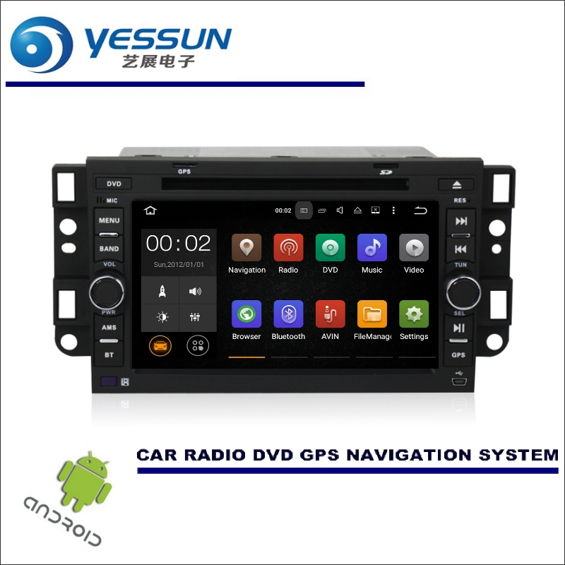 YESSUN Wince / Android Car Media Audio For Holden Barina / For <font><b>Suzuki</b></font> <font><b>Swift</b></font>+ 2002~2011 CD DVD GPS Player Navi Radio Stereo HD image