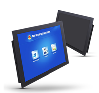 Modern design high quality industrial wall mount 12 inch small touch screen monitor