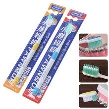 Braces Toothbrushes Orthodontic Small-Head Dental Adult Bristle U/l-Shaped