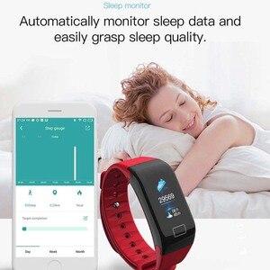 Image 2 - Polsband Bloeddruk Smart Horloge IP67 Waterdichte Pols Band Voor Samsung Galaxy S10 5G S10e S9 Plus S8 S7 s6 Rand Note 10 9 8
