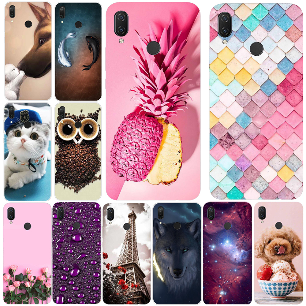 Phone <font><b>Case</b></font> <font><b>Huawei</b></font> Y7 <font><b>2019</b></font> <font><b>Case</b></font> <font><b>Cover</b></font> <font><b>Huawei</b></font> Y6 Y7 Prime Pro <font><b>2019</b></font> <font><b>Case</b></font> Silicone Soft TPU <font><b>Cover</b></font> Fundas <font><b>Huawei</b></font> <font><b>Y9</b></font> <font><b>2019</b></font> <font><b>Case</b></font> <font><b>Cover</b></font> image