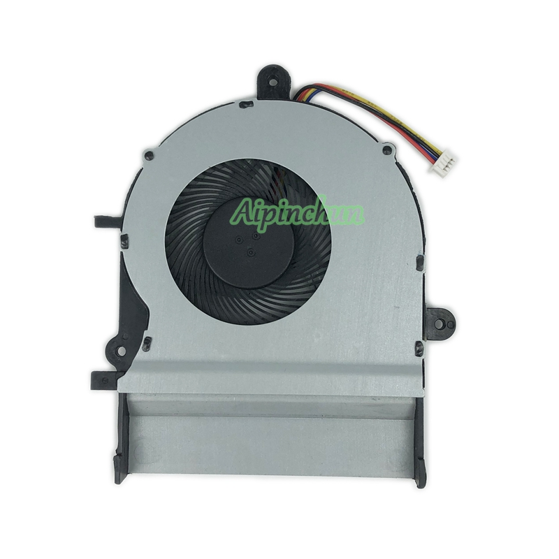 New Laptop CPU Cooling Fan For <font><b>Asus</b></font> K501LX <font><b>K501UX</b></font> A501L K501U K501LB K501 K501L V505L K501LB5200 Notebook Cooler Radiators Fan image