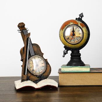 3 w sClock klasyczna kreatywność rodzina akcesoria ziemia Stereo zegar sklep ozdoby okienne dekoracja wnętrz (rękodzieło) akcesoria tanie i dobre opinie CN (pochodzenie) Zegary biurkowe circular Szklane i kryształowe Igła G187 Cyfrowy Resin