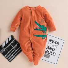 new born baby clothes baby boy romper wi