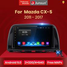 Junsun V1 2G + 32G Android 9.0 Per Mazda CX5 CX-5 CX 5 2012-2015 Auto Radio multimedia Video Player di Navigazione GPS 2 din dvd(China)