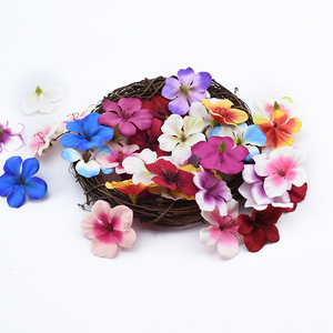10/20/30 Pieces Silk Cherry blossoms decorative flowers wreaths christmas decorations for home wedding cheap artificial flowers