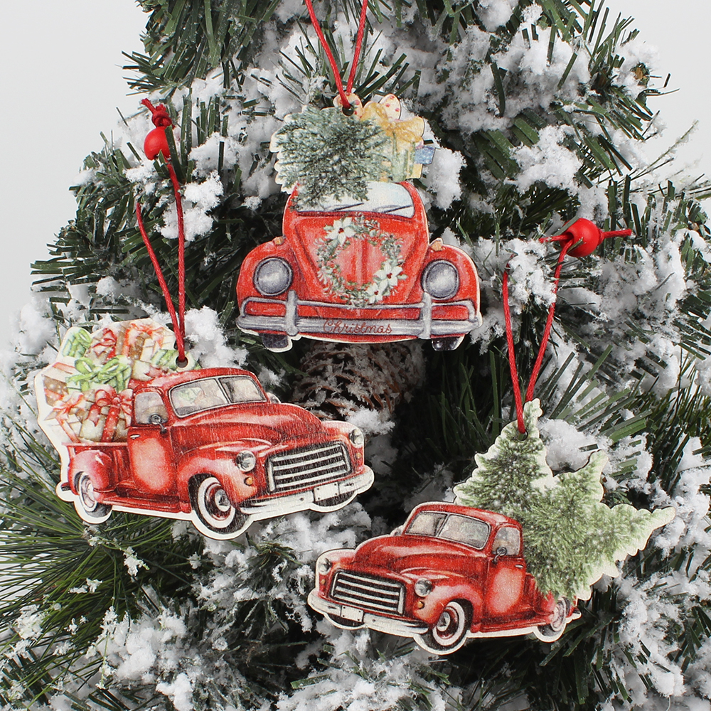 christmas car pendant ornament