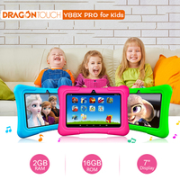 Drachen Touch Y88X Pro 7 ''HD Display Kinder Tablet für Kinder 2GB + 16GB Quard-Core android 9 0 mit Tablet Tasche Wifi Tablet PC