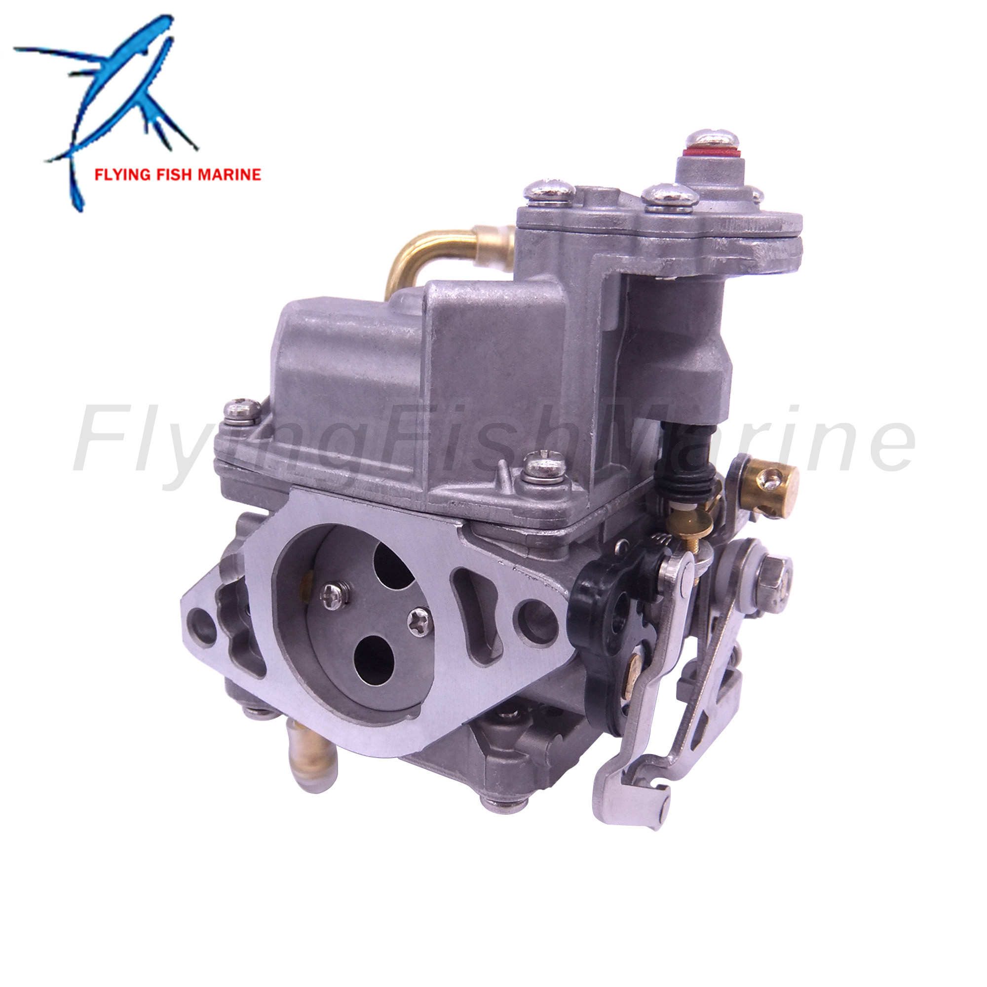 Outboard Engine 5040597 Carburetor Assembly For Evinrude Johnson OMC Boat Motor 4-stroke 15HP