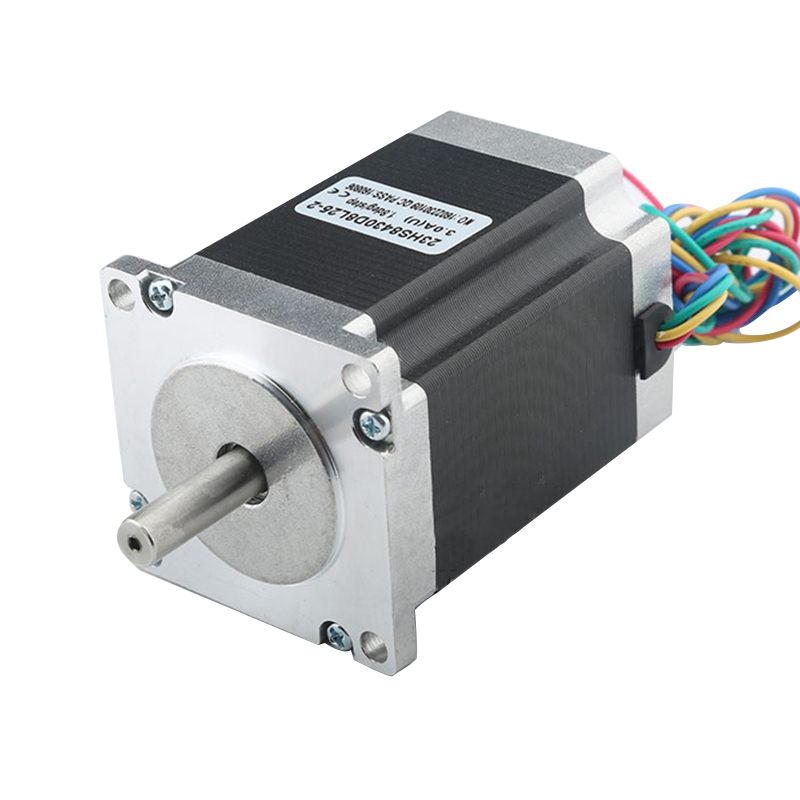BHTS-23 23Hs8430D6.35L25-500 Stepper Motor 57 Motor 57 76Mm 3A Cnc Grinding Diy Motor Engraving Machine Parts