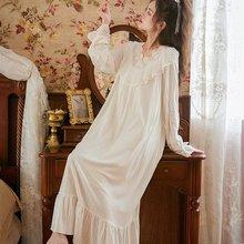 Женские кружевные туфли в Стиле Лолита; Ночная рубашка сексуальная