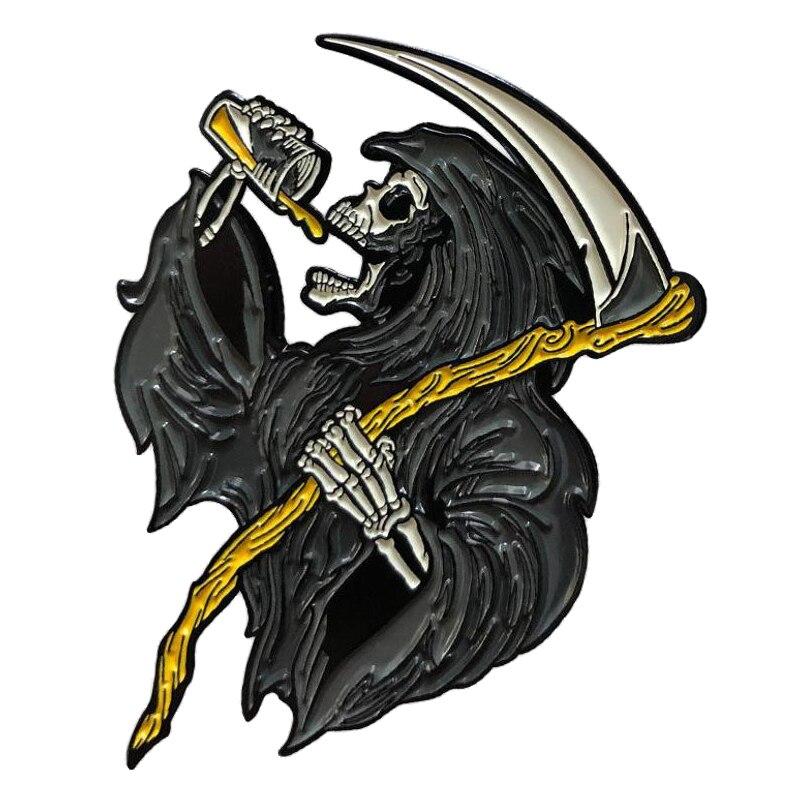 Pino do esmalte do reaper de drinkinreaper