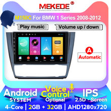 MEKEDE For BMW 1-Series E88 E82 E81 E87 2004 - 2011 Car Radio Multimedia Video Player Navigation GPS Android support 4g(China)