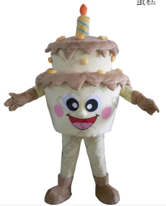 Gâteau mascotte Halloween Costume costumes Cosplay partie jeu robe tenues vêtements publicité carnaval noël pâques Festival adultes